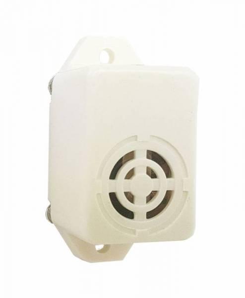 mini-Alarm Buzzer für Innenbereich (Dauerton) - Direktbetrieb ohne externe Stromversorgung
