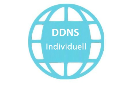 Native DDNS-Adresse (individuell)