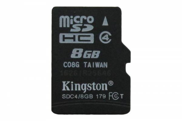 Kingston 8GB Micro-SD-Karte