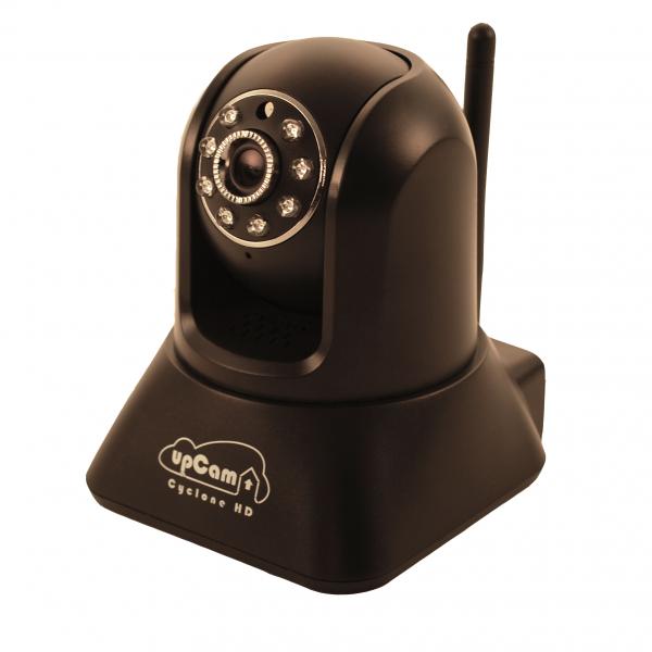 nur 69 € - upCam Cyclone HD (960p) Schwarz